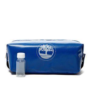 Timberland Tarp Tree Travel Kit TOILETRY Bag Blue